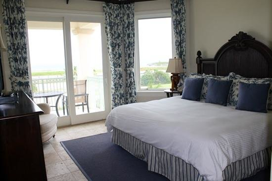 Grand Isle Resort & Spa: Villa Bedroom