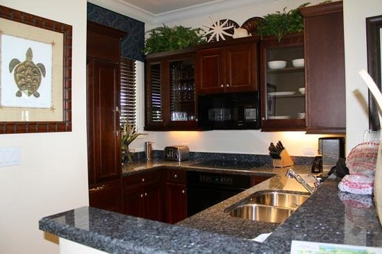 Grand Isle Resort & Spa : Villa kitchen