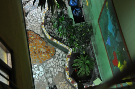The Secret Garden: Interior Courtyard