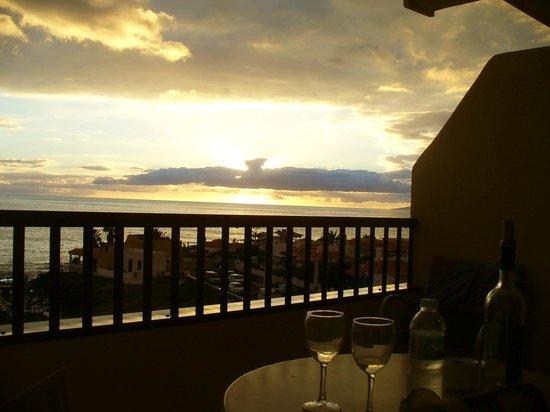 HOVIMA Jardin Caleta: balcony sunset