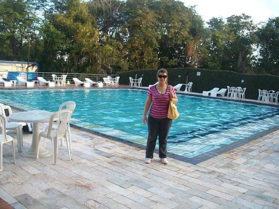 Falls Galli Hotel: pileta