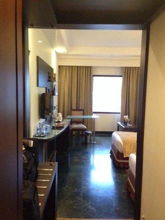 Regency Madurai by GRT Hotels: camera ampia e luminosa