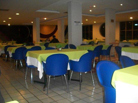 Falls Galli Hotel: comedor