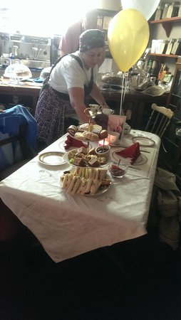 19 Fourteas Tearoom Havant: Afternoon High Tea