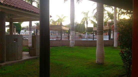 Hotel Colonial: lindo amanecer