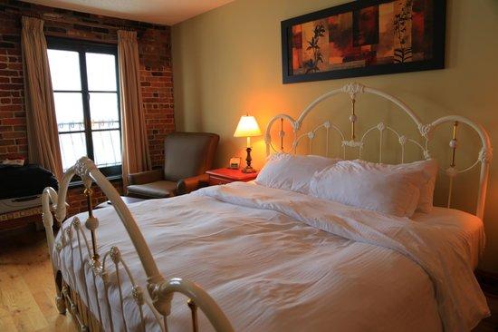 Auberge du Vieux-Port : Room