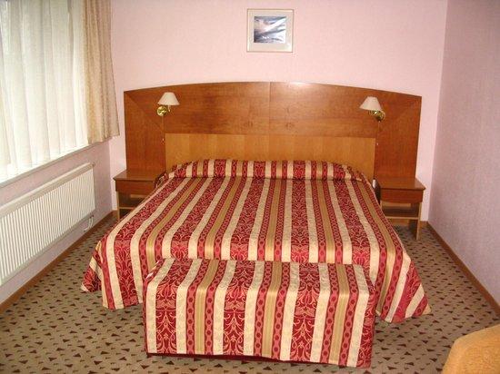 Amberton Klaipeda: Room