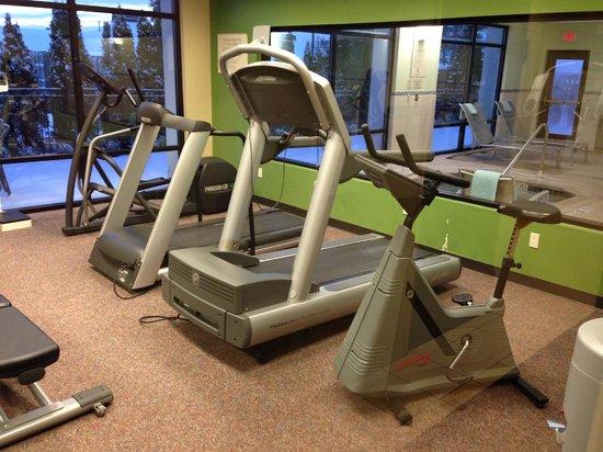 SpringHill Suites Detroit Southfield: workout facility