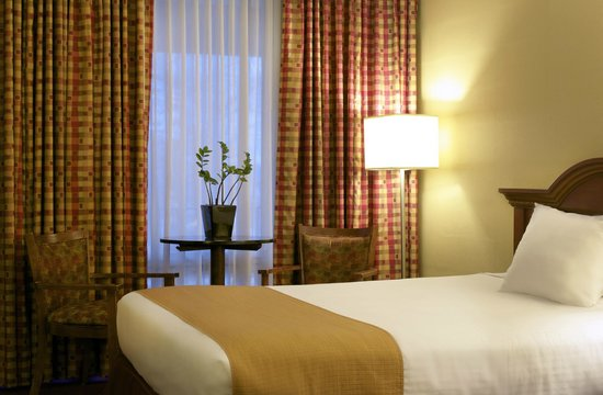 West Gate Inn Nyack: Standard Double Bed