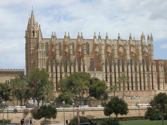 Hotel Palma Mazas: Palma Cathedral
