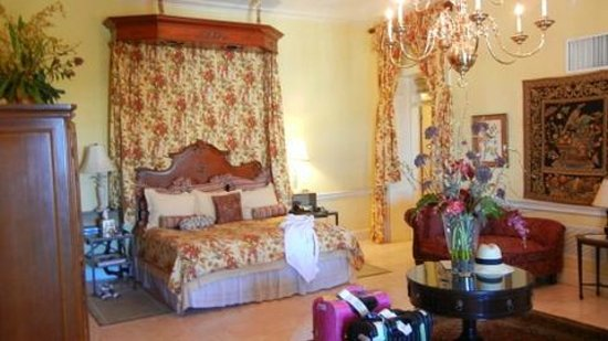 Graycliff Hotel: Baillou Suite