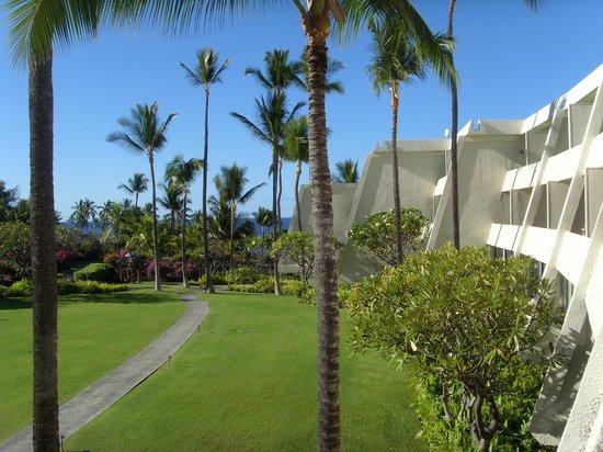 Sheraton Kona Resort & Spa at Keauhou Bay: Blick aus dem Zimmer