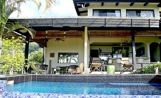 Rancho Pacifico: Private Villa