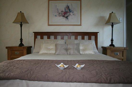 Lexington Park Cottages: Willow Cottage Bedroom