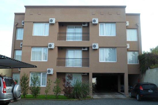 Aires de Tandil: hotel