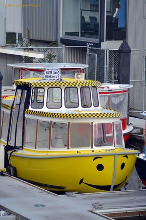The Aquabus: Granville Island Water Taxis