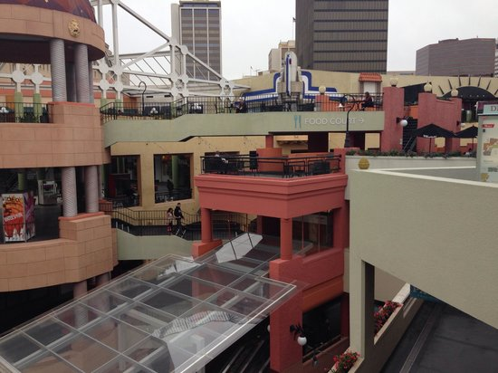 Westfield Horton Plaza : The view...
