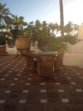Hotel Jardin Tropical: lovely grounds