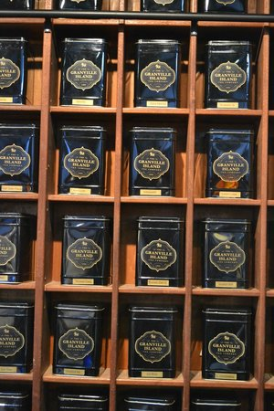 Granville Island Tea Co