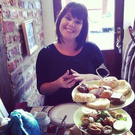 19 Fourteas Tearoom Havant: Happy birthday to my bestie