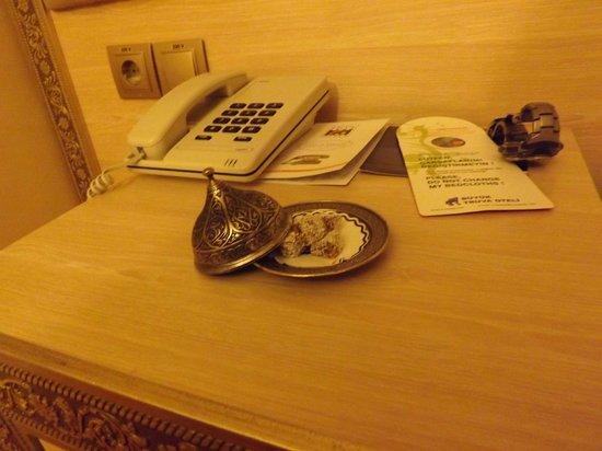 Buyuk Truva Oteli : Ahhh Turkish-delights