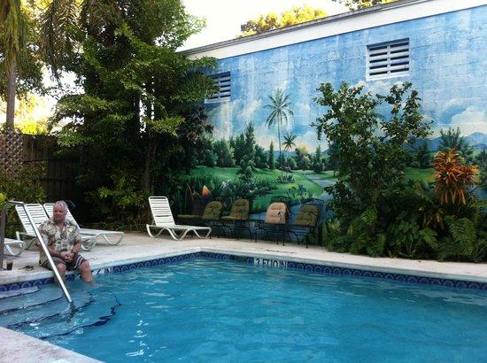 Rose Lane Villas : Pool