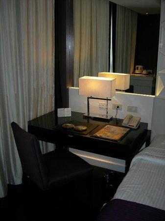 The Bayleaf Intramuros : Work desk