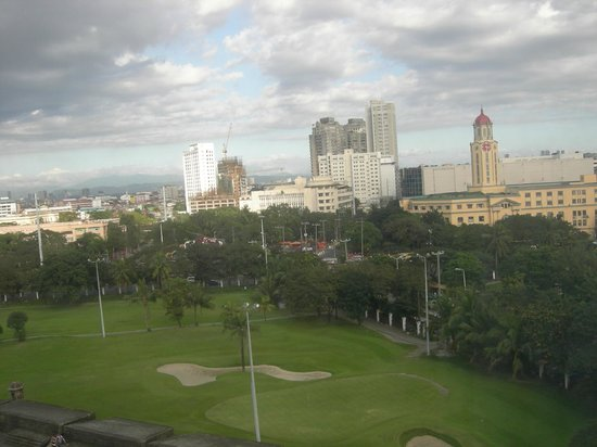 The Bayleaf: View from 8th floor room