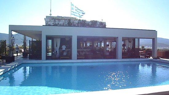 President Hotel : Terraço do Hotel