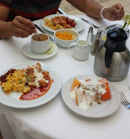 Suites Colonial: El desayuno en el casa mexicana incluido en el suite colonial
