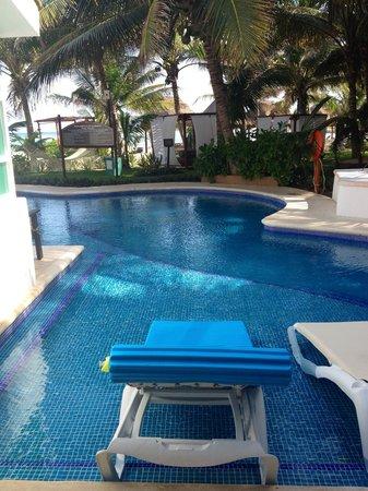 El Dorado Sensimar Riviera Maya : View from our room