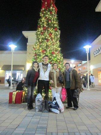 Grand Prairie, Teksas: Buenas compras!
