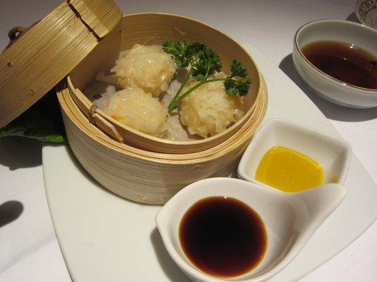 Japanese Restaurant Miyama: Ebi shumai