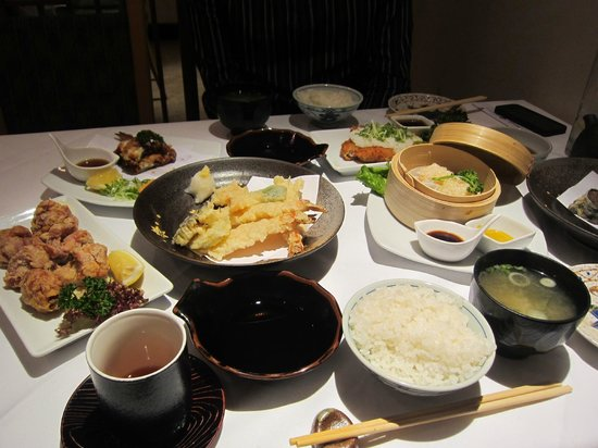 So so authentic as if you are home in japan picture of for Asian cuisine london