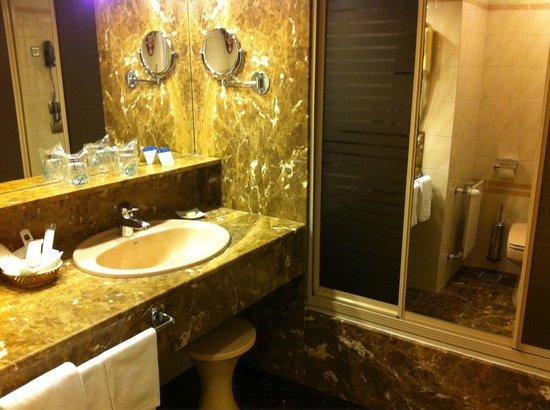 Hotel Liabeny: Baño