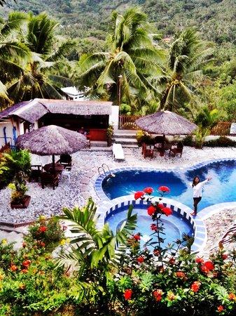 Tribal Hills Mountain Resort : the pool