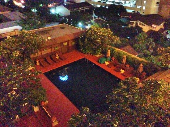 Centre Point Pratunam Hotel : pool