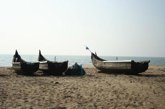Kuzhupilly Beach House: beach