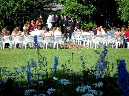 The Bidwell House B&B Inn: Wedding