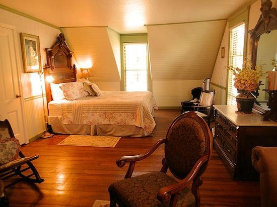The Bidwell House B&B Inn: Bidwell Suite