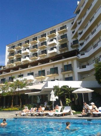 Villa Premiere Boutique Hotel & Romantic Getaway: Desde la alberca