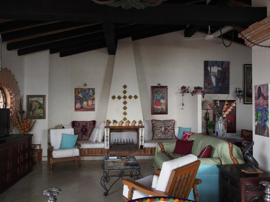 Vallarta Torre: Living room