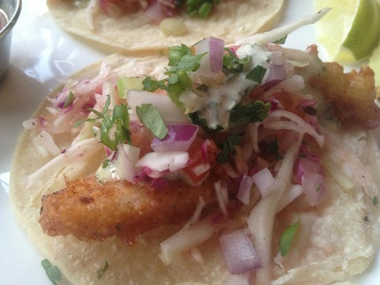 how to make batter for fish tacos