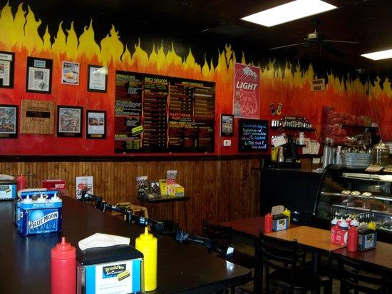 Brushfire bbq tucson menu prices restaurant reviews for Mt lemmon cabin rentals pet friendly