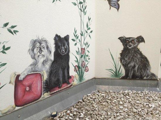 Hotel Wurzburger Hof: Decoration