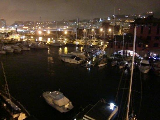 NH Collection Genova Marina : Fensterblick 3