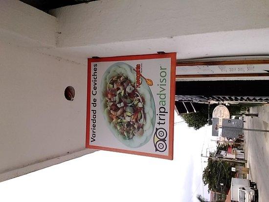 Navegante: Don't eat here