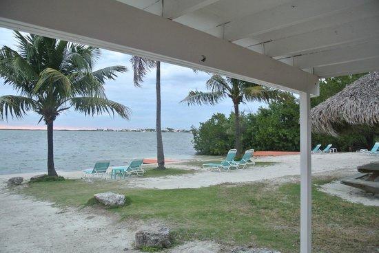 Rock Reef Resort: View from Room 9