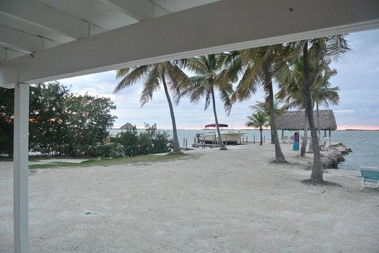 Rock Reef Resort: Room 9 view