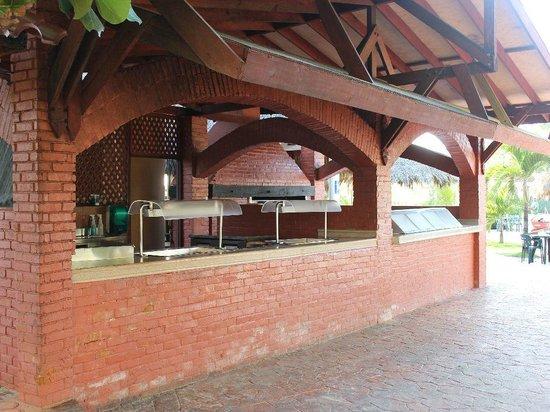 VIK Hotel Arena Blanca: Hier gibt´s Pizza und Burger